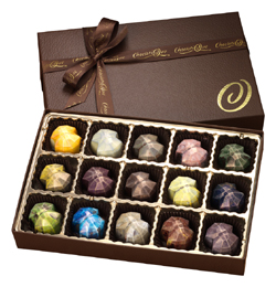 Choclatique's Moon Rocks Collection